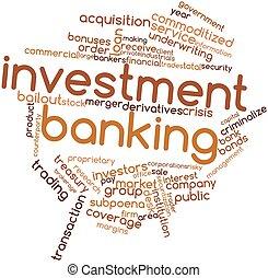 银行业务, 投资