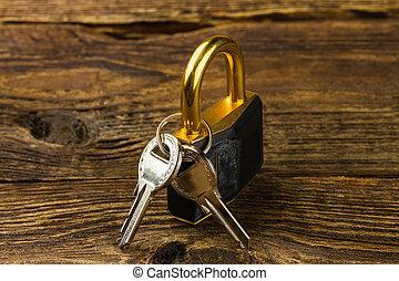 锁, 依赖