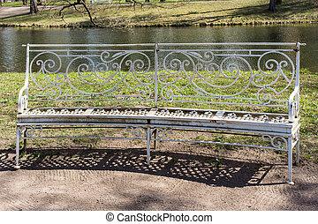 长凳, 在公园中