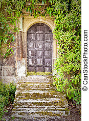 門口, 中世紀