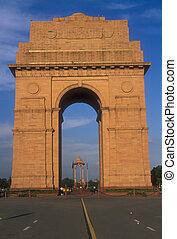 門, インド