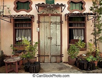 門, 以及, 窗口