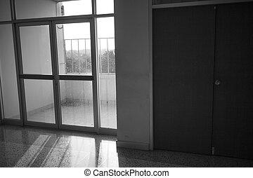門, 光, art.