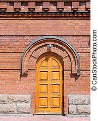 門, ......的, 亞歷山大, nevskii, cathedra