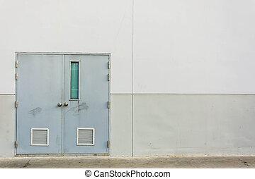 門, 背景, 出口, 緊急事件