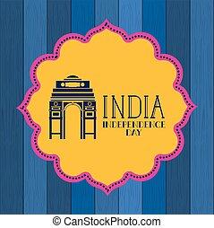 門, indian, レース, 寺院