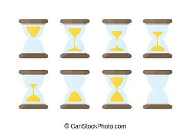 開発, 使用, 有色人種, frames., モビール, graphic., アニメーション, 砂, イラスト, sprites, 動き, バックグラウンド。, ゲーム, clocks, ゲーム, 白, ∥あるいは∥, 砂時計
