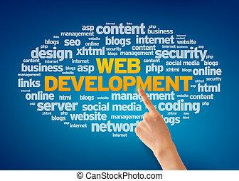 開発, 網