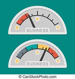 開発, 速度計, ビジネス