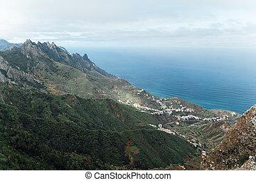∥間に∥, 和解, tenerife, スペイン語, 小さい, 山, 島, ピークに達する