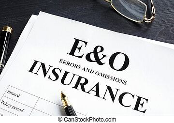 間違い, form., liability., e&o, 専門家, omissions, 保険