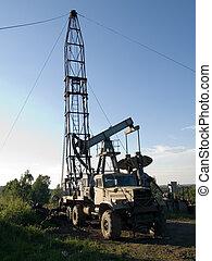 關於油的操練