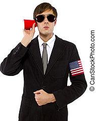 间谍, 美国人, 听