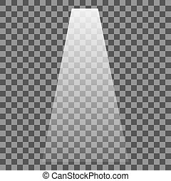 阶段, 阐明, 聚光灯