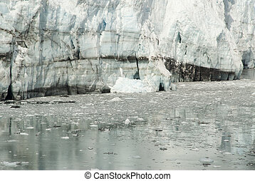 阿拉斯加, 冰河國家公園