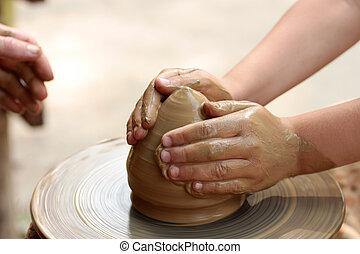 陶器, art.