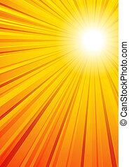 陽光普照, 背景