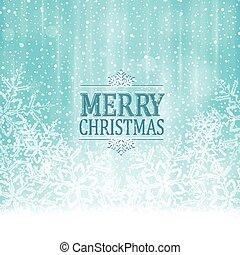 陽気, 冬, 活版印刷, 背景, 不思議の国, クリスマス