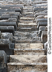 階段, 円形劇場