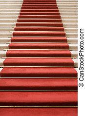 階段, 名声