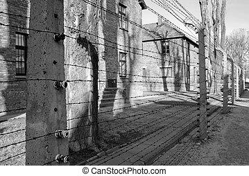 集中营, 波兰