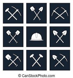 集合, 工具, 工作, 圖象
