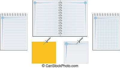 集合,  notebooks2