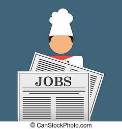 雇用, 交換