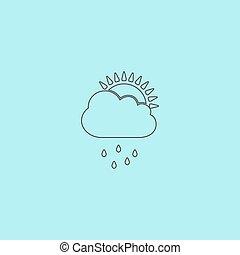 雨, 季節
