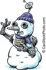 雪だるま, cyborg