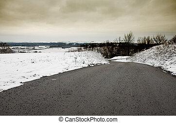 雪の景色, #6