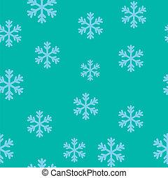 雪ははげる, seamless, パターン