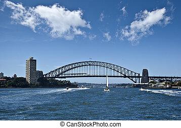 雪梨港口橋樑