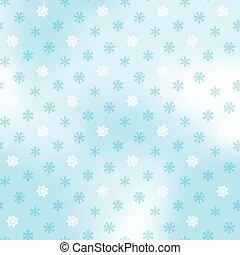 雪片, 背景