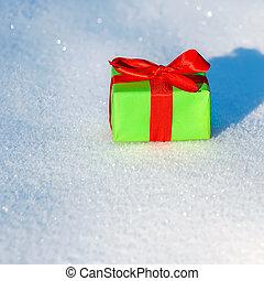 雪, 贈り物