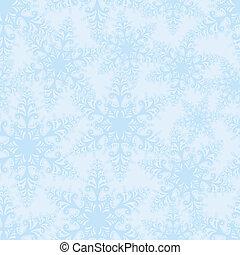 雪, seamless, パターン, クリスマス, 冬 休日, 積雪量, 背景