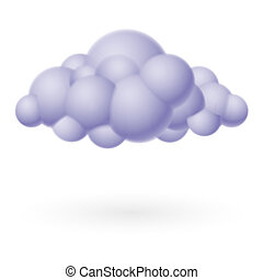 雲, アイコン