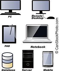 雲, コンピュータ