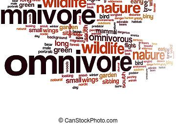 雲, 単語, omnivore