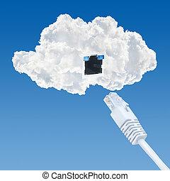 雲, 數据, 基礎, 概念