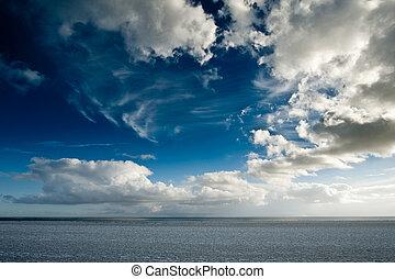 雲, 極点