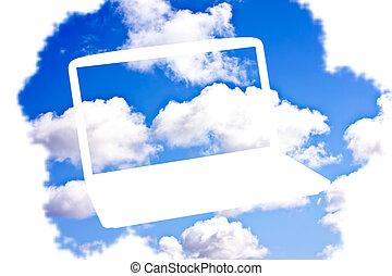 雲, 計算, 技術, 概念