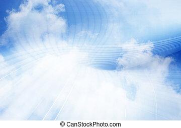 雲, 計算, 概念, 背景