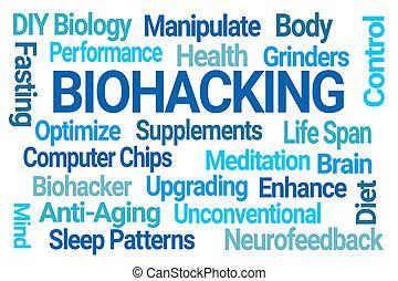 雲, biohacking, 単語
