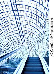 電動扶梯, 在, 購物中心, 莫斯科