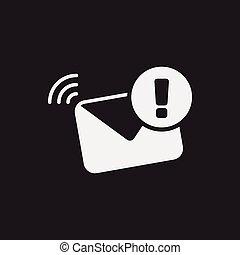 電子メール, アイコン
