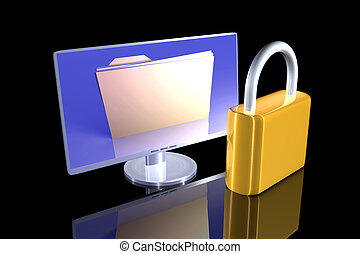 電子メール, 安全である
