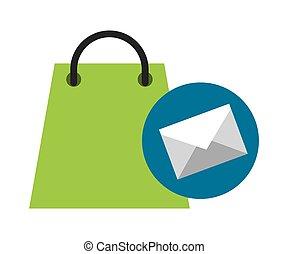電子メール, 概念