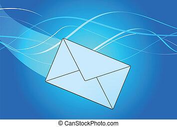 電子メール, 概念, 入ってくる