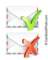 電子メール, concept.